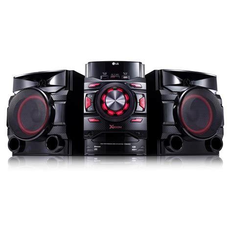 Mini System mini system lg cm4460 multi bluetooth usb mp3 440w mini