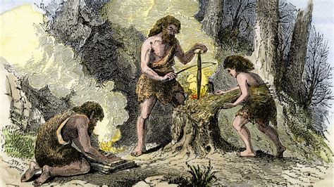 seit wann leben menschen auf der erde jungsteinzeit klima urzeit geschichte planet wissen