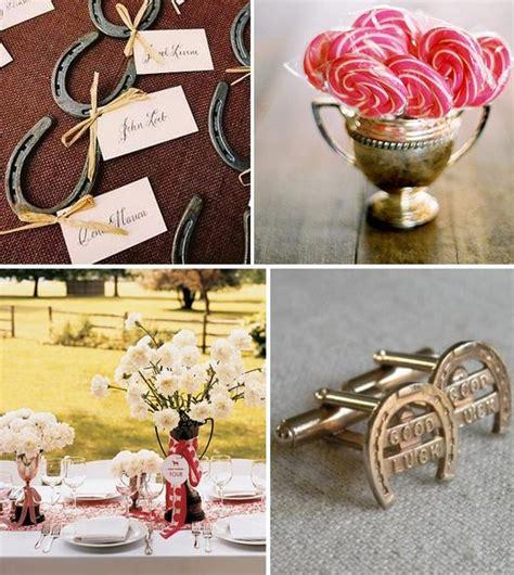 equestrian themed decor an equestrian wedding theme arabia weddings