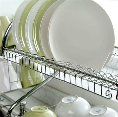Jual Rak Piring Stainless Untuk Kitchen Set jual rak piring stainless steel ezy living