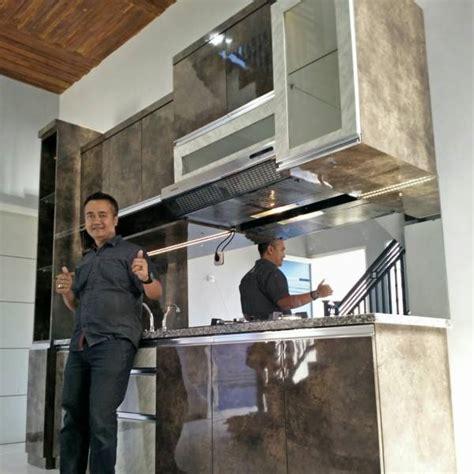 Multiplek Di Malang kitchen set minimalis malang dewape design kitchen set