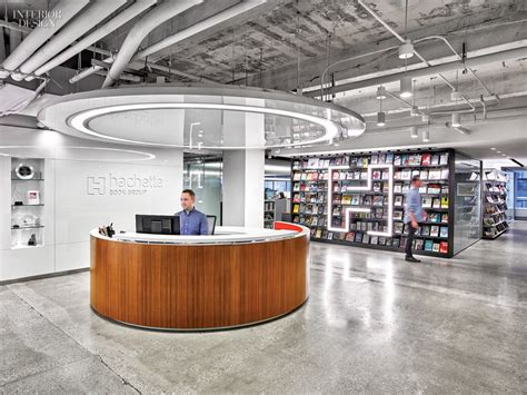 interior design detail books gensler brings open office plan to hachette
