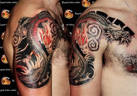 chinese dragon tattoos for men 32 bold arm tattoos for for 2013 creativefan