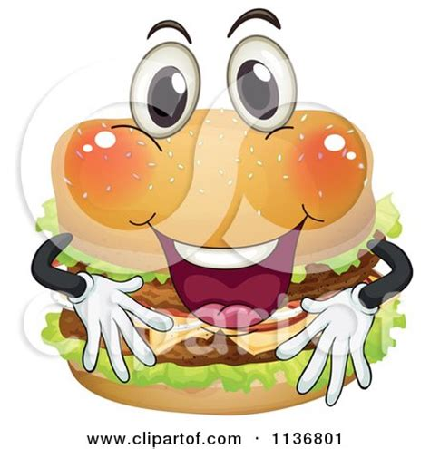 Yummiibear Cheese Burger Mascot Squishy royalty free stock illustrations of cheese burgers by colematt page 1