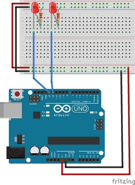 Modul Led 8 Kombinasi By Ono Shop now for two at once multi tasking the arduino part 1
