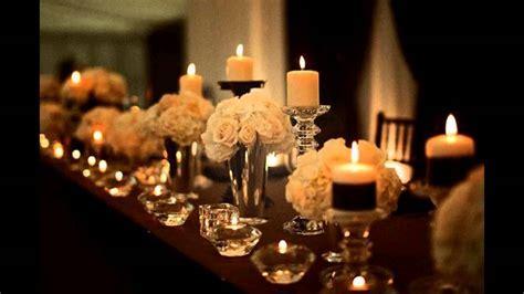 Classy themed wedding decorations ideas   YouTube