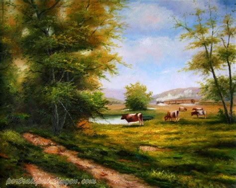 Landscape Paintings European Painting Reproductions For Sale