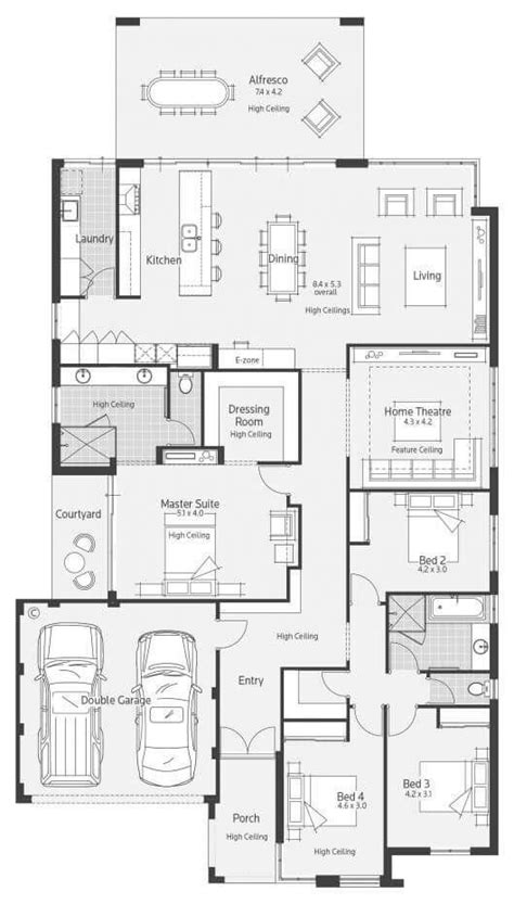 26 best eichler floor plans images on pinterest modern 34 best display floorplans images on pinterest house