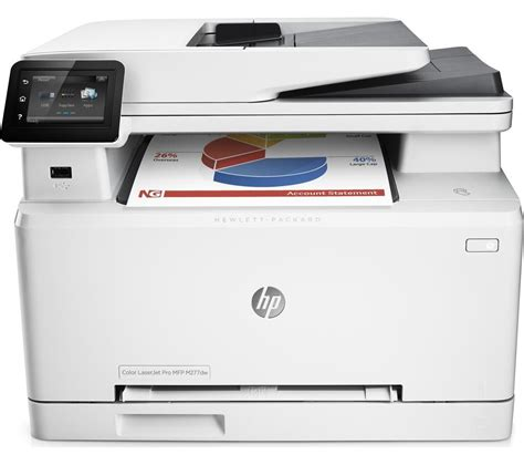 wireless all in one color laser printer hp laserjet pro mfp m277dw all in one wireless laser