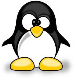 Penguin Clipart Outline by Confused Penguin Clip At Clker Vector Clip Royalty Free Domain