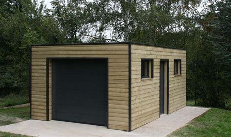 construction garage sans permis de construire