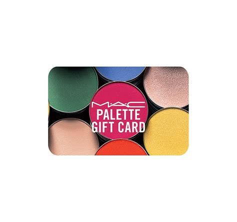 mac make up gift card mac cosmetics