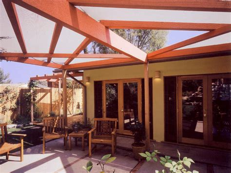 Patio Covering Ideas how to build a wood pergola hgtv