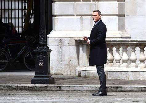 Quantum Of Solace Wardrobe by Bond Daniel Craig In Spectre Fashion