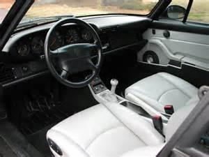 Porsche 993 Interior Porsche 993 Interior Image 258