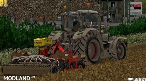 Ls In La by Les Chazets V09 B 233 Ta Map V 09 Mod For Farming Simulator