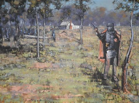 ned last stand painting by ritchey sealy