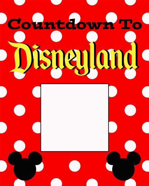 disney countdown calendar template 7 best images of printable disney countdown calendar