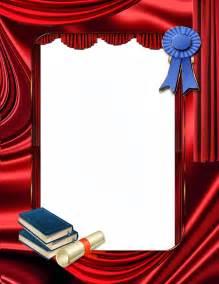 marcos psd graduacion marcos de graduaci 243 n infantil en png imagui