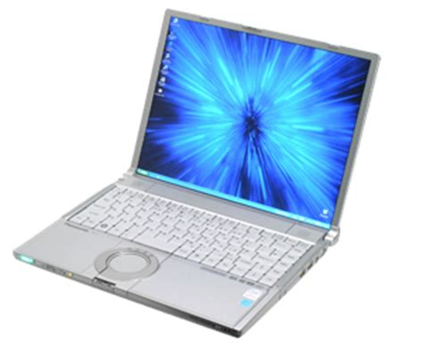 Laptop Panasonic Lets Note Cf S9 ノートpc let s note cf y7d は大画面