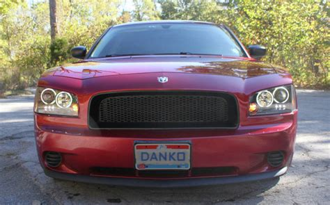 dodge charger custom grill dodge charger custom front grilles gallery danko