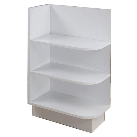 open shelf cabinet home decorators collection assembled 12x34 5x24 in