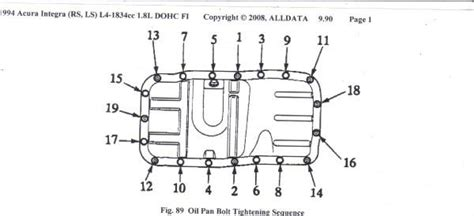 diy oil pan gasket replacement pics honda tech
