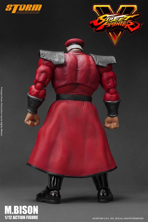 m figures fighter v m bison figure by collectibles