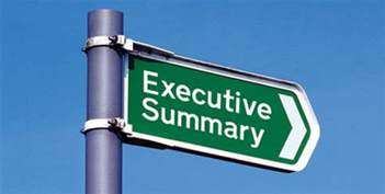 how to write great executive summary from poverty to power