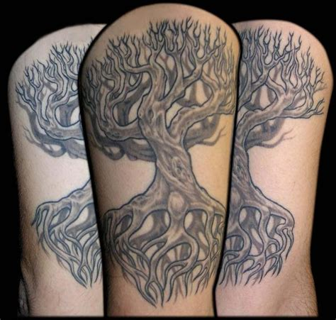arm tattoo family tree family tree by aaron goolsby tattoonow