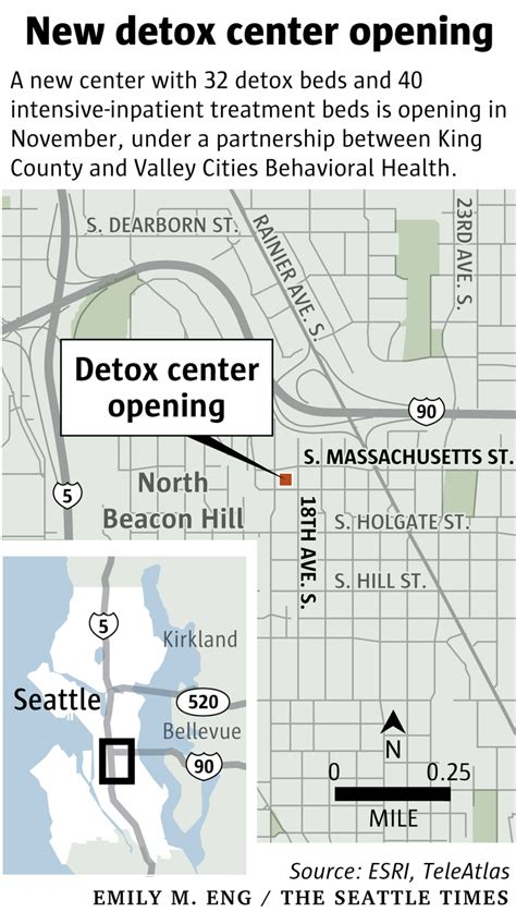 Seattle Detox Facilities by Detox Facility Opens On Beacon Hill Filling Critical Gap