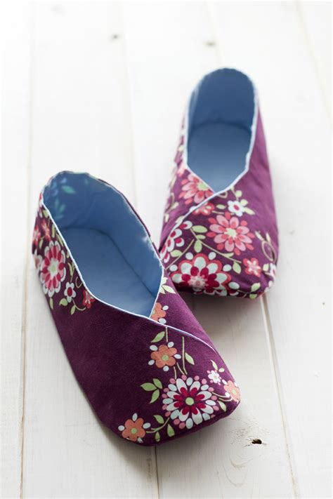 kimono slippers step into comfort diy slippers to keep your cozy