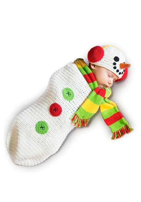 infant bunting snow baby newborn bunting