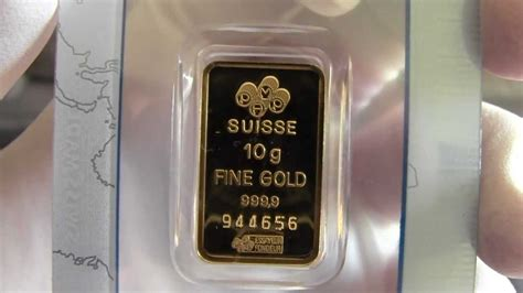 How To Make A Gold Bar Out Of Paper - 10 gram p suisse gold bar canadian silver coins