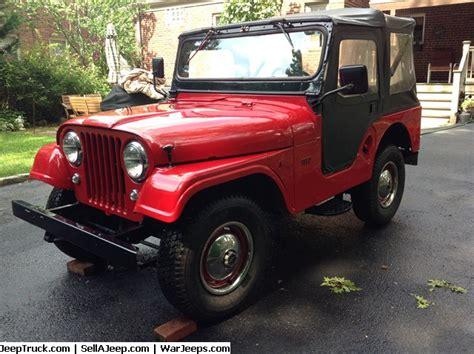 jeep kaiser cj5 photo9