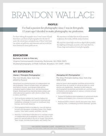 20 Best Creative Resume Templates Exles Specially For Creative Resume Exles Resume Exle Resume Exles