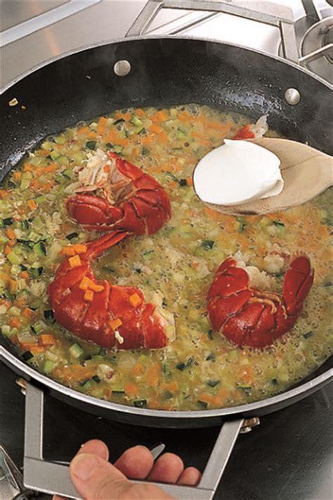 ricetta astice con pur 232 di sedano rapa e verdure le