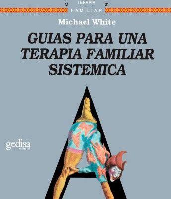 la perspectiva sistmica en terapia familiar conceptos gu 237 as para una terapia familiar sist 233 mica bolet 237 n