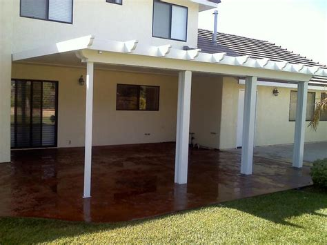Awnings For Patio by Patio Awnings Bbt