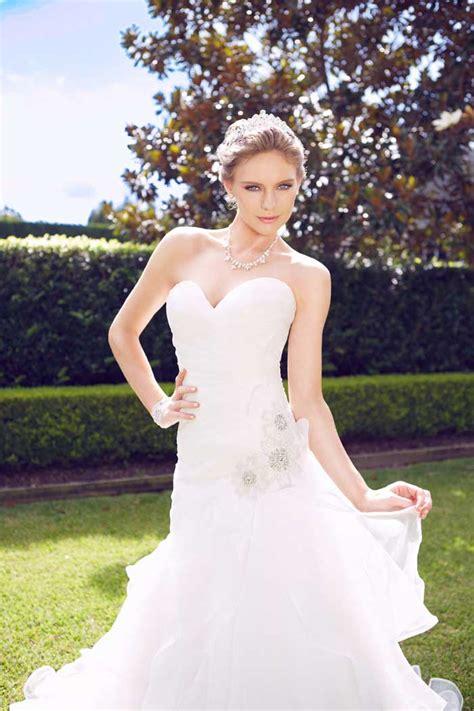 Garden Dress Wedding Garden Wedding Dresses For The And