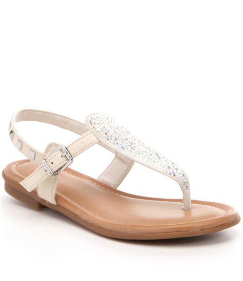 dillards sandals gb werk flat sandals dillards