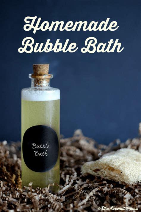 diy bath bubbles bath the coconut