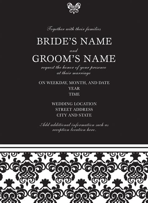 123 Print Wedding Invitations by Enchanted Evening Wedding Invitations By 123print
