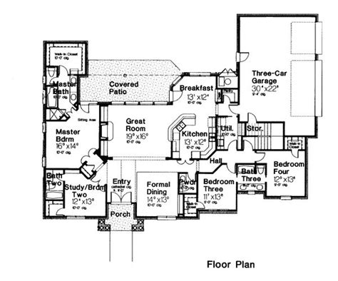 kinsey country home plan 028d 0022 house plans and more 35 best house plans images on pinterest home plans