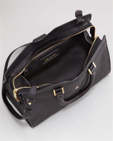 Ysl Cabas Mini lyst laurent cabas chyc mini bag in black