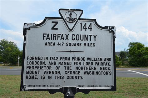 Fairfax County Virginia Property Records Fairfax County Real Estate Prices Pictures Facts And Map Nesbitt Realty