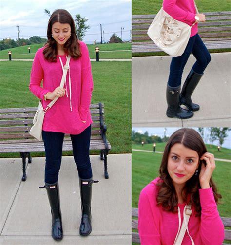 Zara Giveaway - julie provencher zara sweater nordstrom handbag hunter boots zara giveaway