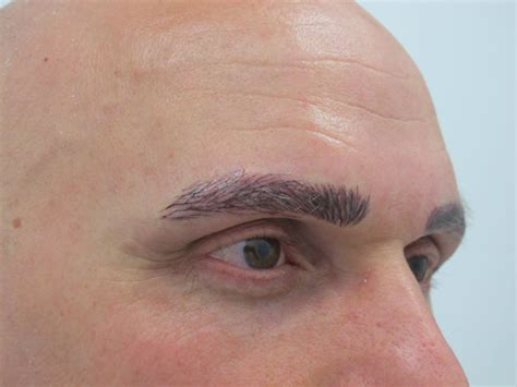 permanent makeup for men permanent eyebrows for men in toronto toronto permanent