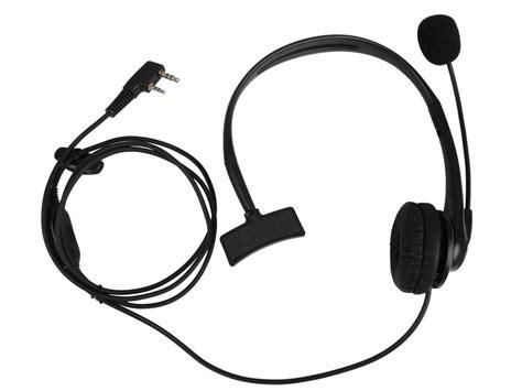 Headset Basic Earphone Ie 85 koptelefoon headset walkietalkie nl