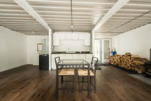 shipping container home interior this excellent shipping container home was built for less